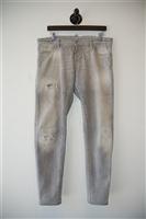 Faded Gray DSquared2 Denim, size 32