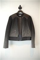 Black & Gray Parker Jacket, size S