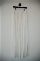 Bright White Beaufille Trouser, size 4