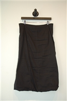 Basic Black Rundholz Pencil Skirt, size L