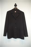 Basic Black Marlowe Suit Jacket, size 10