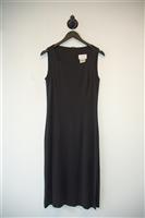 Basic Black D&G - Dolce & Gabbana Sheath Dress, size 8