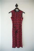 Geometric Tory Burch A-Line Dress, size XS