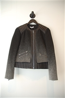 Black & Gray Parker Jacket, size M