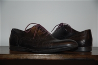Black Leather Paul Smith - PS Oxford, size 8