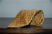 Golden Beige Salvatore Ferragamo - Vintage Tie, size O/S