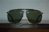 Gunmetal Tom Ford Sunglasses, size O/S