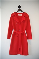 Coral Red Valentino - Vintage Coat, size 6
