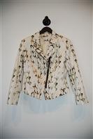 Geometric Freda's Zippered Jacket, size 6