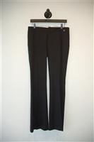 Basic Black Gucci Trouser, size 6