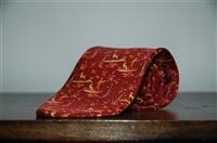 Merlot Salvatore Ferragamo - Vintage Tie, size O/S